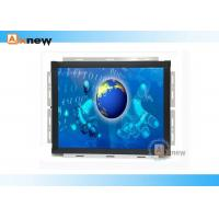 Quality 19 Inch Anti Vandalism Open Frame Touch Screen Monitor Industrial Saw Monitor for sale
