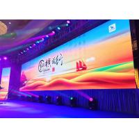 Quality Small Pixel Pitch P3.91 Outdoor Advertising LED Display With Led Cabinet 500mmx1000mm for sale