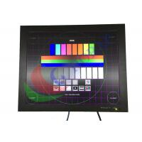 Touchscreen 15 Inch BNC Panel Mount Lcd Display , 300 Nits Cctv Video Monitor Manufactures
