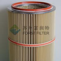 China FORST Flame Retardant Material Dust Collector Air Filter Cartridge Supplier wholesale