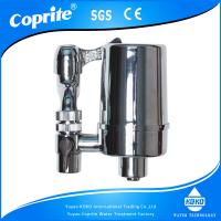 China Chromed Water Tap Filter For Bathtub Faucet Universal Fittings Included on sale