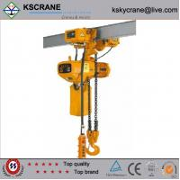 High Quality Electric Chain Hoist 1ton Manufactures
