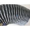Buy cheap PVC Coated Fiberglass Fabric Grey Flexible Ventilation Air Ducting Vent Hose from wholesalers