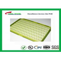 UPS Printed circuit board FR4 Lead Free HASL PCB Single Sided Manufactures