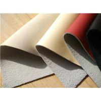 25 Meters Length Eco Friendly Leather , Nappa Surface Car Leather Upholstery