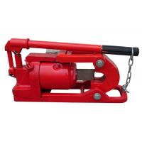 Buy cheap Hydraulic Cutting Tool Wire Rope / Cable Hydraulic Steel Pipe Cutter from wholesalers