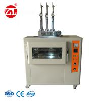 Heating Deformation Testing Machine For Plastics  , Synthetic Resin Products Manufactures
