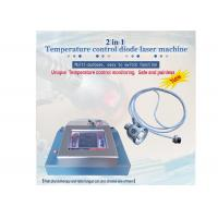 Vascular Spider skin tag removal machine 980nm Medical Beauty Diode Laser Machine Manufactures