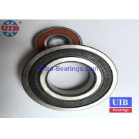 Quality ABEC 5 Precision Motor Ball Bearing , 6206 2RS  P5 Grade Reducer Bearing for sale