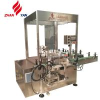 China 4.5KW Industrial Labeling Machine , Hot Melt Glue Applicator Machine Multi Function on sale