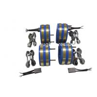 China Customized Collector Crane Slip Ring Carbon Brush Alternator Slip Ring Replacement on sale