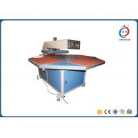 Quality Automatic Four Station Heat Press Machine / Heavy Duty Sublimation Printing for sale