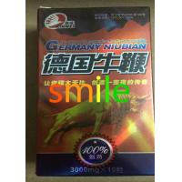 Herbal Germany Niubian Male Endurance Pills , Long Lasting Sex Adult Male Potency Pills Manufactures