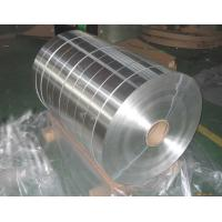 Alloy Aluminum Strip Roll Thickness 0.2-0.4mm For GLS Lamps / Tube Lights