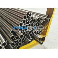 Buy cheap Bright Annealed Tubing ASTM A269 25.4mm x 2.11 mm , Seamless Stainless Steel from wholesalers