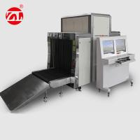X Ray Baggage Scanner Airport , Railway Stations , Electronic factories  Penetrate Inspection Manufactures