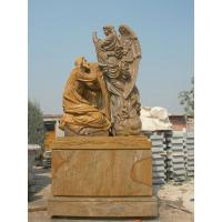 China antique Religious marble carving on sale