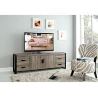 Wooden Entertainment Unit Archaic Effect Designs For Living Room Manufactures