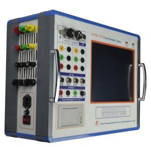MCB Circuit Breaker Circuit Breaker Analyser Mechanical Characteristics Tester Manufactures