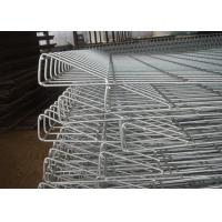 Hot Dipped Galvanized BRC Mesh Fencing 50mm*150mm Mesh Size  For Pedestrian Zone Manufactures