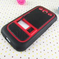 Red Brand New PC / TPU Cute Case For Samsung Galaxy s3 i9300 With Stand For Girls Manufactures