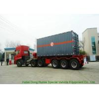 Sodium Cyanide / Cyanide Transport Tank Container , ISO Storage Containers Manufactures