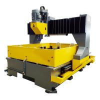 CNC Tube Sheet Automatic Steel Plate Drilling Machine Custom Long Life Manufactures