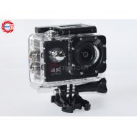 Allwinner V3 Black 4k Sports Action Camera Waterproof 30m 2.0 Display Wifi 60fps Manufactures