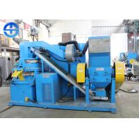 China Medium Model 600 Copper Cable Wire Granulator Separator Machine 300-400 Kg/H on sale