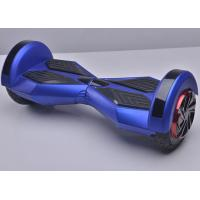 Dual Wheel Smart Two Wheels Self Balancing Electric Scooters With Bluetooth Speaker And LED lights Manufactures