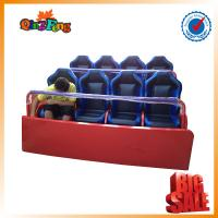 China Dynamic 6 Seats 5DMovie Theater , 5D Motion Theater System With Physical Effect on sale