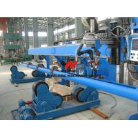 China PU roller anti abrasion Aligning Pipe Rotators 50T Automated Welding Equipment on sale