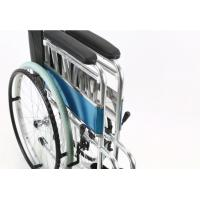 Manual alumium lightweight wheelchair foldable Manufactures