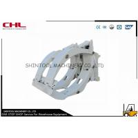 HELI Paper Roll Clamp Forklift Attachments High performance Steel Plates Manufactures