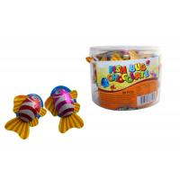 Fish Bug Animal Shaped Chocolates With Interesting Pattern HACCP Approved Manufactures