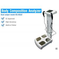 Bio - Impedancemetry Electronic Accurate Body Fat Analyzer With Digital Display Manufactures
