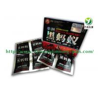 Top Sales Long Lasting Effect African Black Ant Herbal Sex Pills / Top Natural Male Enhancement Manufactures