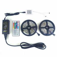 Water - Resistance IP65 12 Volt Led Rope Lights With Copper Alloy Wire Manufactures