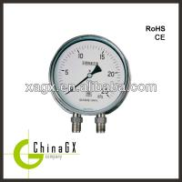 China Differential pressure gauge on sale