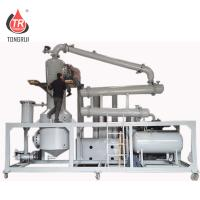 China 85% High Recycling Rate Waste Engine Oil Vacuum Distillation Equipment For SN150 Base Oil on sale