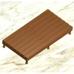 Teak wood shower mat Manufactures