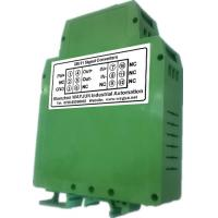 Buy cheap 3000V isolation mA&V to Frequency Signal Isolated Transmitter DIN35 signal from wholesalers