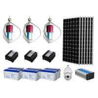 High Performance Off Grid Solar And Wind Kits 120Ah Lead Acid Battery Manufactures