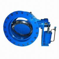 Butterfly Swing Check Valve with Balance Weight and Cylinder Manufactures