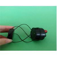 smart eas security alarm am/rf round spider tag /security hard tag Manufactures