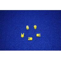 High Temperature Resistance Yellow Steatite Glazing Ceramic Part With Smooth Surface Manufactures