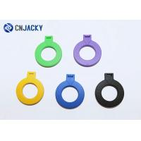 Magnetic Rfid Key Tag Abs Material , Hotel Apartment Access Control Card Manufactures