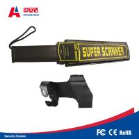 High Sensitivity Digital Metal Detector Handheld For Factory / Schools Manufactures