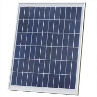 20W Mono / Poly Mini Solar Panels 12V Battery Easy Carry For Courtyard Lighting Manufactures