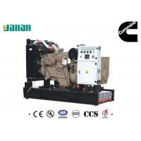 AC 3 Phase Diesel Generator Sets Open Type With 250KW / 313KVA Power Manufactures